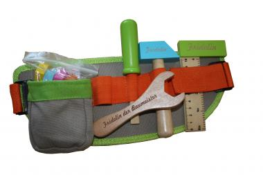 Werkzeuggürtel für kleine Baumeister